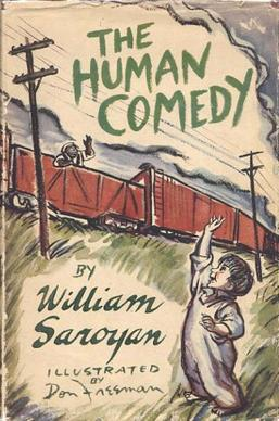 William_Saroyan_-_The_Human_Comedy_(novel)